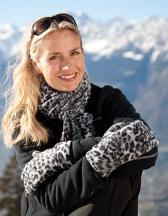 Snow Leopard Set