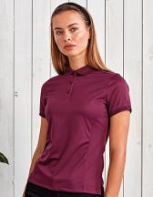 Ladies` Coolchecker® Piqué Polo
